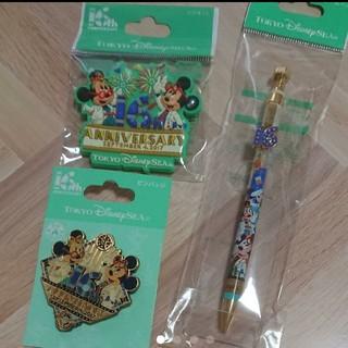 ディズニー(Disney)の3点セット☆2017 ディズニーシー 16周年グッズ(キャラクターグッズ)