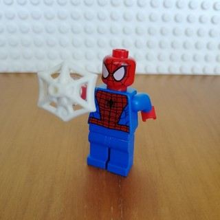 レゴ(Lego)のレゴ ミニフィグ スパイダーマン(キャラクターグッズ)