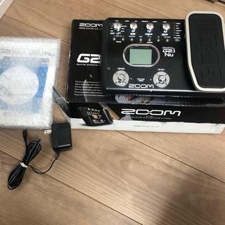 ズーム(Zoom)のzoom G2.1Nu マルチエフェクター ジャンク(エフェクター)