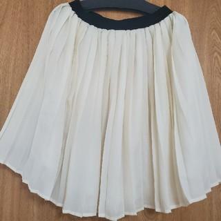 アンデミュウ(Andemiu)のリバーシブル スカート(ひざ丈スカート)