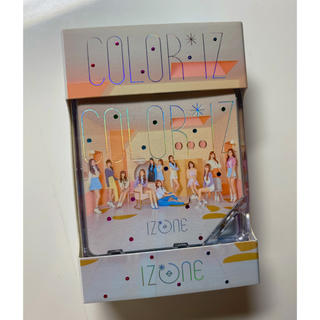 IZONE COLORIZ キノアルバム(K-POP/アジア)