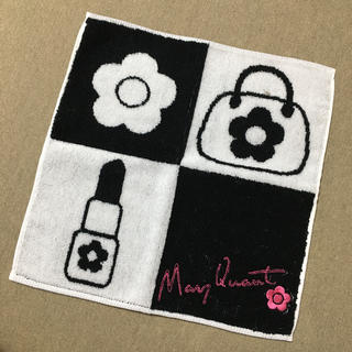 MARY QUANT - マリークワント  タオルハンカチ