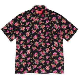 Supreme - S Supreme Floral Rayon S/S Shirt
