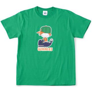 横浜DeNAベイスターズ - レア物! 横浜DeNAベイスターズ 大洋ホエールズ坊や Tシャツ XL