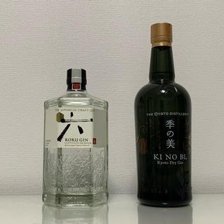 【箱なし】季の美 京都ドライジン&ジャパニーズクラフトジン ROKU〈六〉(蒸留酒/スピリッツ)