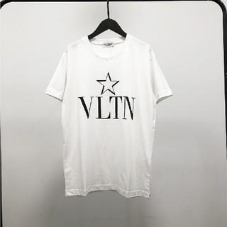 VALENTINO - 超美品Valentino ヴァレンティノ Tシャツ ホワイト 男女兼用