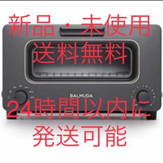 バルミューダ(BALMUDA)のバルミューダー:トースター(BLACK)新品・未使用(その他)