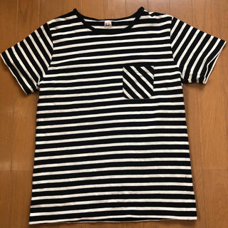 cher shore ボーダーシャツ