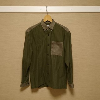 TOMORROWLAND - TOMORROWLAND コットンシャツ