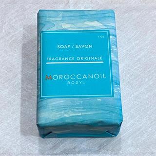 モロッカンオイル(Moroccan oil)のモロッカンオイル ボディソープ(固形)(ボディソープ/石鹸)