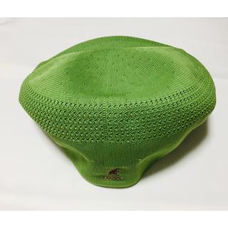 カンゴール(KANGOL)の【新品・未使用】KANGOL Tropic 504 Ventair(ハンチング/ベレー帽)