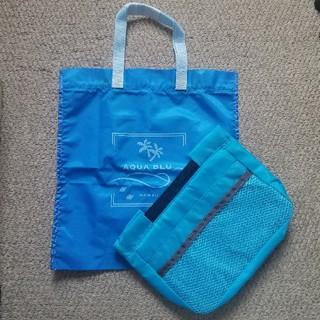 アクアブルー(Aqua blue)のハワイ AQUA BLU エコバッグ (エコバッグ)