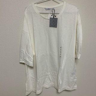 アンダーカバー(UNDERCOVER)の(新品)ユニクロ UNDERCOVER ビッグチュニック size M(Tシャツ(半袖/袖なし))