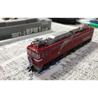カトー(KATO`)のKATO EF81北斗星色(鉄道模型)
