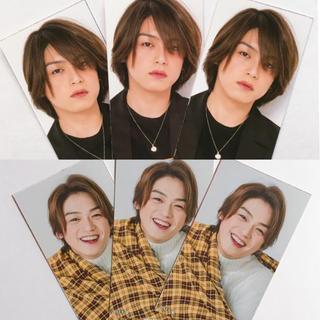 Hey! Say! JUMP - 髙木雄也 厚紙カード