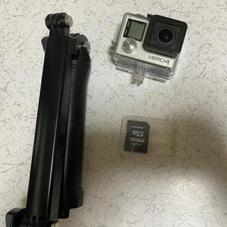 ゴープロ(GoPro)のGoPro Hero4(コンパクトデジタルカメラ)