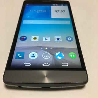 エルジーエレクトロニクス(LG Electronics)の良品UQmobile LG G3 Beat LG-D722J  (50)(スマートフォン本体)
