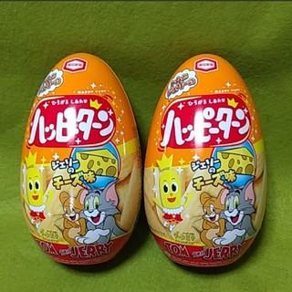 カメダセイカ(亀田製菓)のハッピーターン 2缶(菓子/デザート)