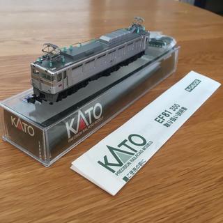 カトー(KATO`)のKATO 3067-1 EF81 300さくら、はやぶさ、富士HM付属品未開封②(鉄道模型)