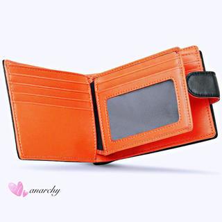 メンズ 二つ折り 財布(折り財布)
