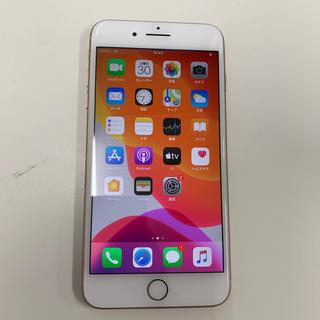 アイフォーン(iPhone)のiPhone8plus 64 87105(スマートフォン本体)