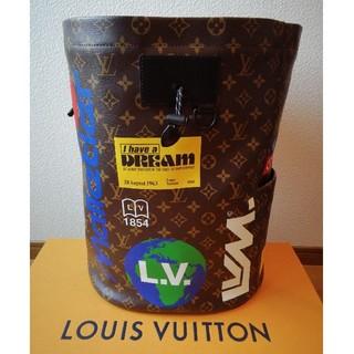 LOUIS VUITTON - LOUIS VUITTON チョークバックパック