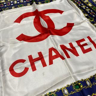 シャネル(CHANEL)のCHANELあり!スカーフ3枚セット(ストール/パシュミナ)