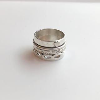 イエナ(IENA)のBijumam ローリングリング(リング(指輪))