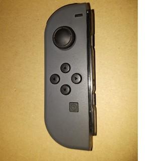 ニンテンドースイッチ(Nintendo Switch)のスイッチ ジョイコン 左 グレー(その他)