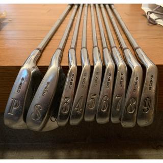 MIZUNO - MIZUNO ゴルフクラブ アイアンセット 中古品 (1ヶ月限定出品)