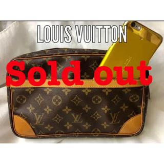 LOUIS VUITTON - LOUIS VUITTON ルイヴィトン セカンドバッグ.