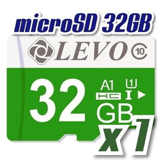 microSD カード 32GB 1枚 CLASS 10 UHS-I LVGN