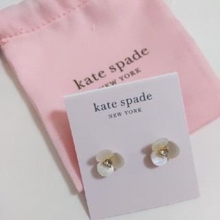 kate spade new york - yukky様専用6/1【新品】kate spade ピアスディスコ パンジー