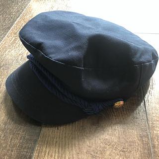 マリン帽子(キャスケット)
