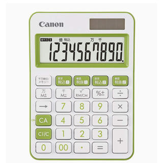 Canon - キャノン 電卓 新品未使用