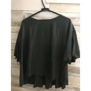 スタディオクリップ(STUDIO CLIP)のstudio CLIP*オーバーサイズTシャツ(Tシャツ(半袖/袖なし))