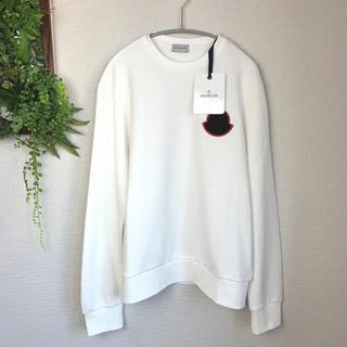 モンクレール(MONCLER)の【新品未使用タグ付き】モンクレール スウェットシャツ(スウェット)