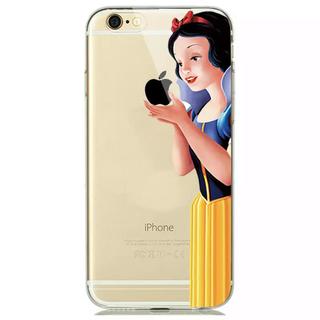 ディズニー(Disney)の白雪姫 iPhone8 スマホケース 即購入可(iPhoneケース)