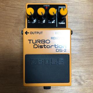 Boss Turbo Distortion DS-2(エフェクター)