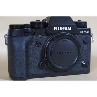 フジフイルム(富士フイルム)のFUJIFILM X-T2 + XF 35mm F1.4 R 極美品(ミラーレス一眼)