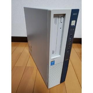 NEC - 週末セール!! NEC mate core i3 メモリ 4GB 動作確認済み