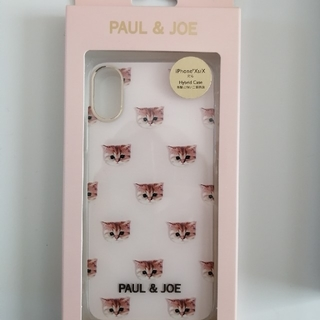 ポールアンドジョー(PAUL & JOE)のポールアンドジョー スマホケース iPhone(iPhoneケース)