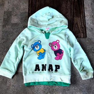アナップキッズ(ANAP Kids)のパーカー✩.*˚(Tシャツ/カットソー)