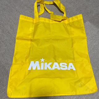 ミカサ(MIKASA)のMikasa トートバッグ 黄色(その他)