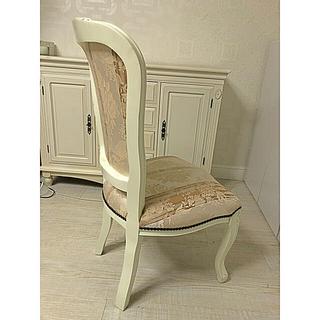 フランフラン(Francfranc)のアンティーク椅子確認用(ダイニングチェア)