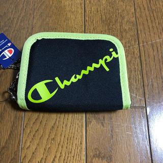 Champion - 値下げ 新品 チャンピオン 二つ折り財布