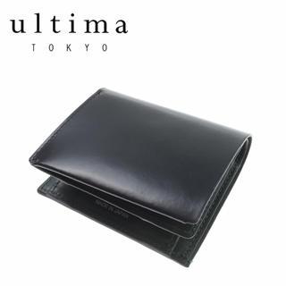 エース(ace.)の【新品】ultima TOKYO 小銭入れ付ミニウォレット(折り財布)