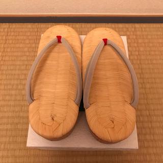 祇園 ない藤 草履(下駄/草履)