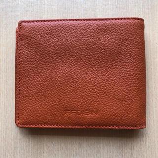 二つ折り財布  ジョルジオ フェドン(折り財布)
