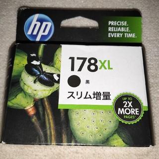ヒューレットパッカード(HP)のhp 178XL CN684HJ スリム増量(黒)純正インクカートリッジ(PC周辺機器)